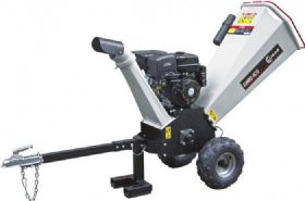 Lumag RAMBO HC15 120mm Professional Petrol Wood Chipper